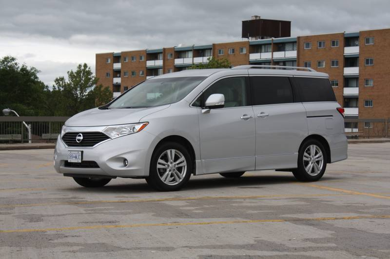 What I Think 2011 Nissan Quest Sl This Is What I Think Of Your Car