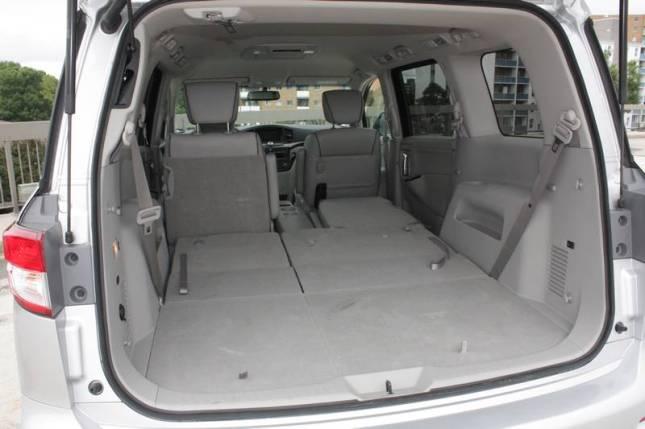 2011 Nissan Quest SL