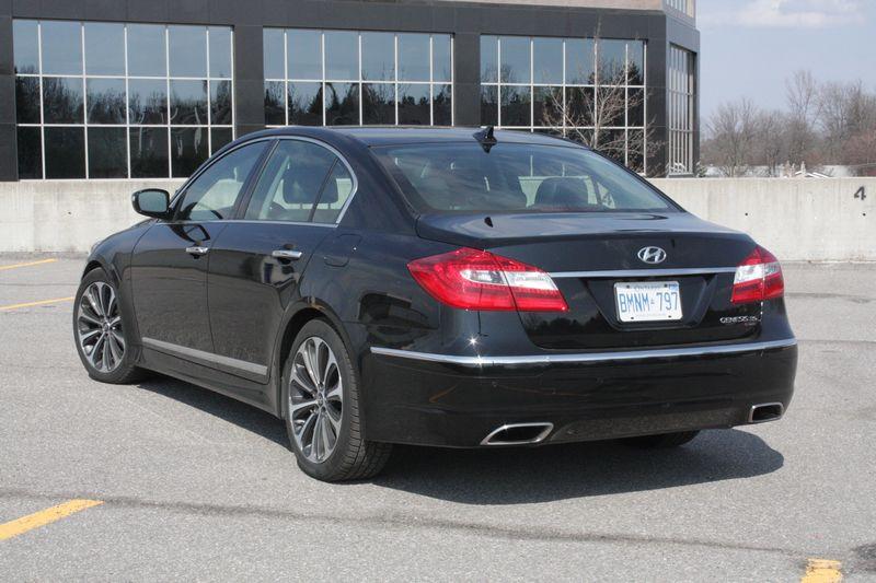 What I Think 2012 Hyundai Genesis R Spec Chris Chases Cars