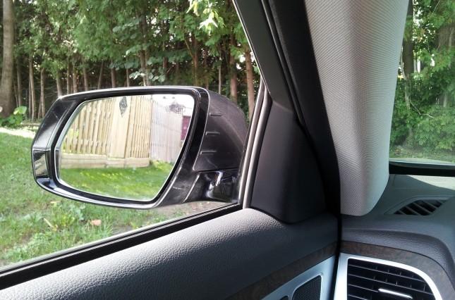 2015 Hyundai Genesis mirror