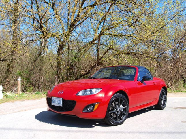 Mazda MX-5, third generation